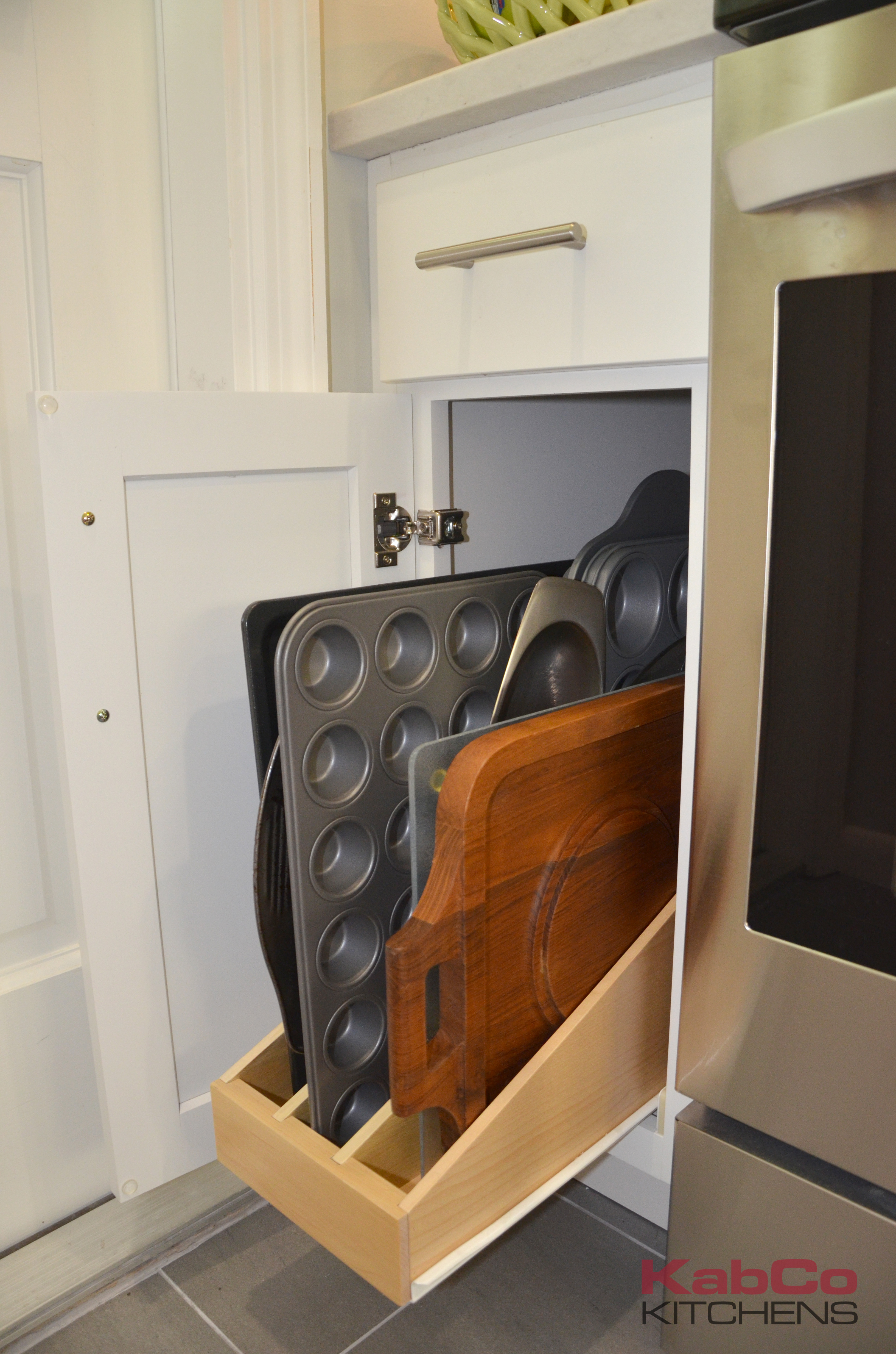 Homecrest Maple Alpine Cabinetry