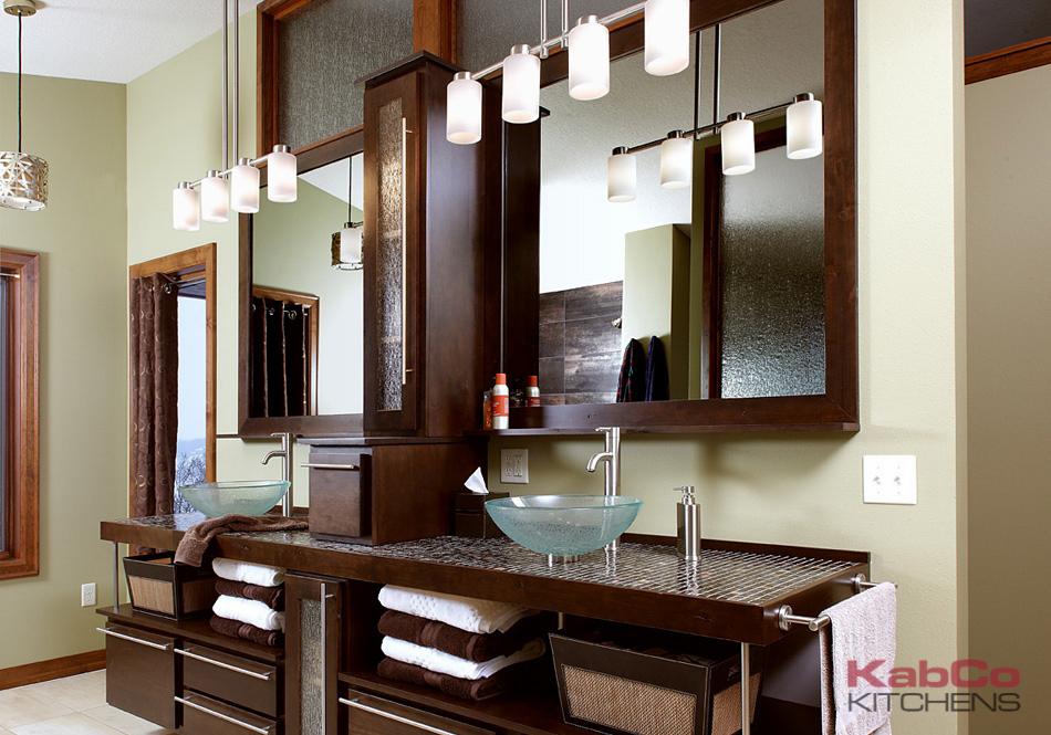 Bathroom Cabinets KabCo Kitchens - Bathroom cabinets miami