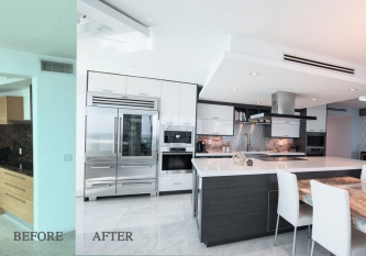 Before and After | KabCo Kitchens