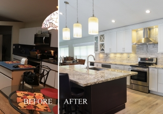 Kitchen Remodel Before and After 31