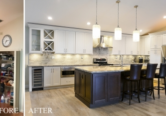 Kitchen Remodel Before and After 32