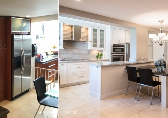 Kitchen Remodel Before and After 33