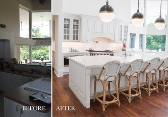 Kitchen Remodel Before and After 36
