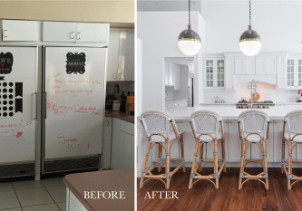 Kitchen Remodel Before and After 37