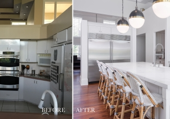 Kitchen Remodel Before and After 38