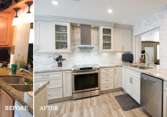 Kitchen Remodel Before and After 43