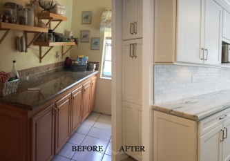 Kitchen Remodel Before and After 45