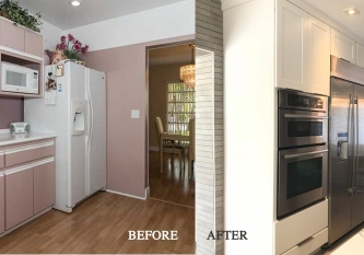 Kitchen Remodel Before and After 47