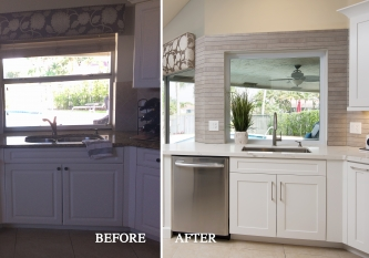 Kitchen Remodel Before and After 48