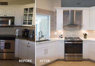 Kitchen Remodel Before and After 50