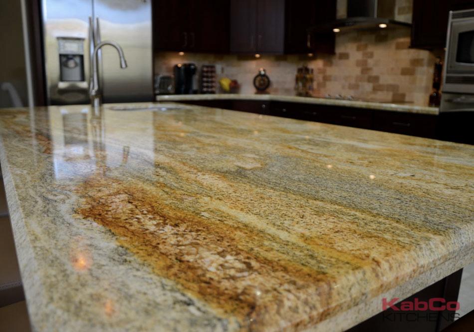 Imperial Gold Granite Countertop