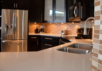 Moon Quartz Countertop
