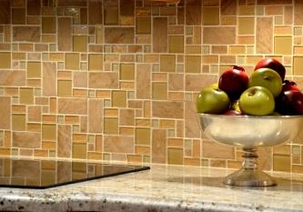 Elida Sandslate Mosaic