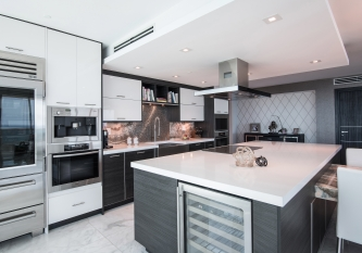 Compact Luxury Kitchen