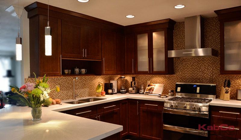 Waypoint Cabinets Reviews >> Java   KabCo Kitchens