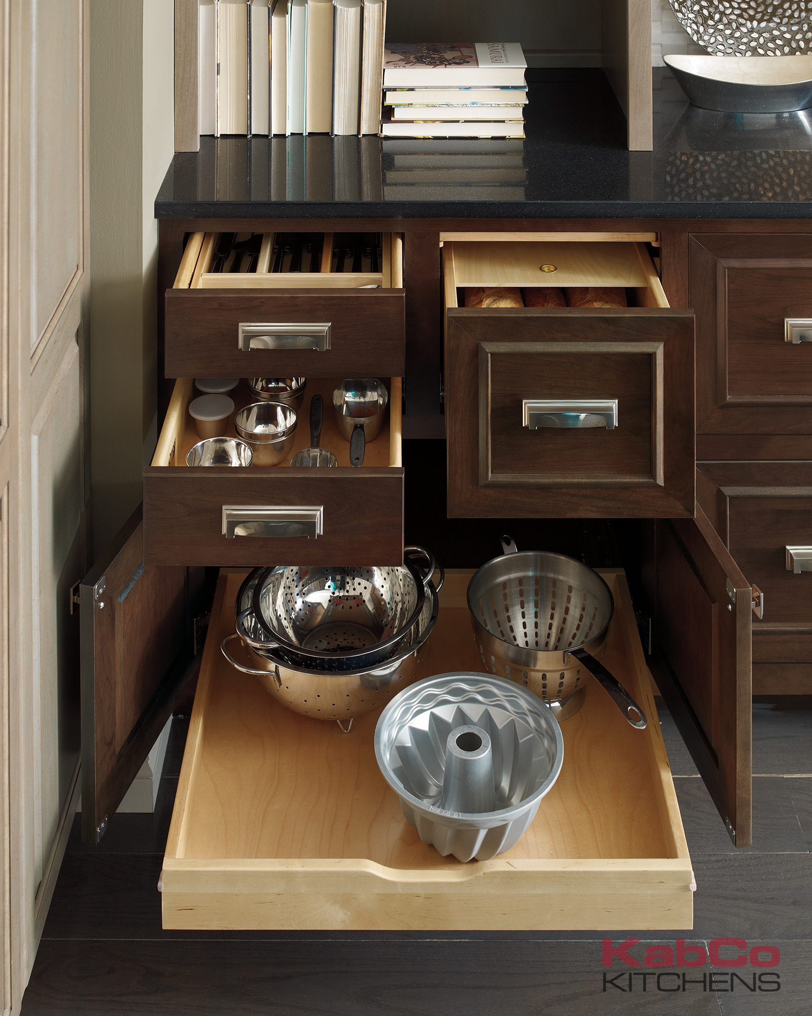 Kitchen Cabinet Accessories Pull Out: Cabinet Accessories & Storage Solutions