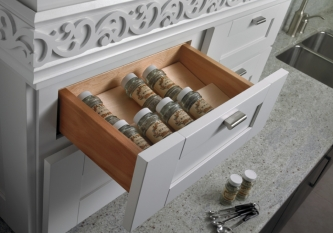 4 Tiered Spice Drawer
