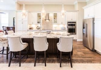 L Shaped Kitchen Design