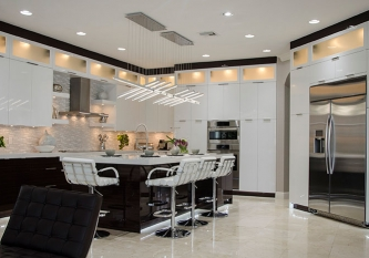 Miralis Cabinetry and Quartz Countertops
