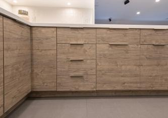 Kabco Kitchens Silverwood Milk Shake Kitchen Cabinet Design Miami