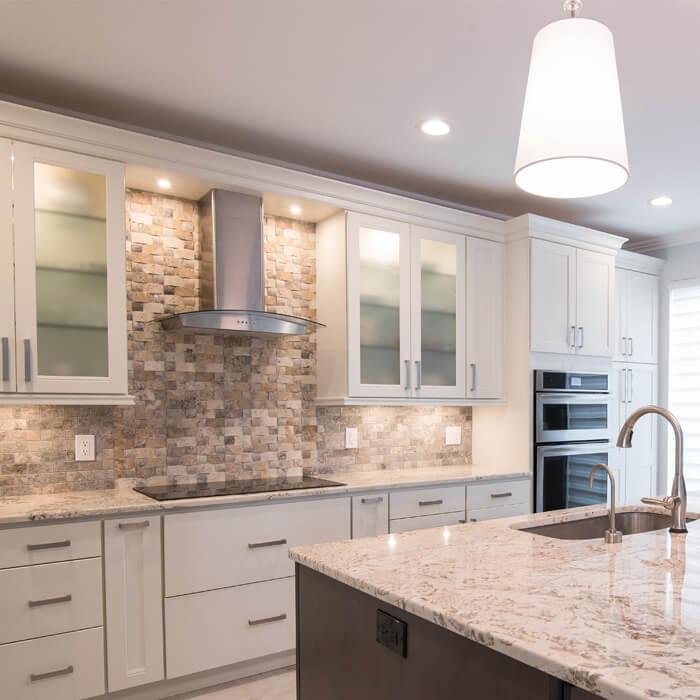 Vanilla Coconut Creek Kitchen Remodel Home Renovation
