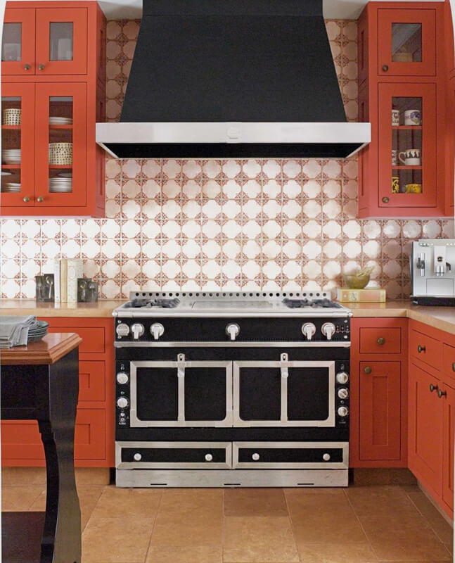 Kitchen-Backsplash-Burnt-Orange