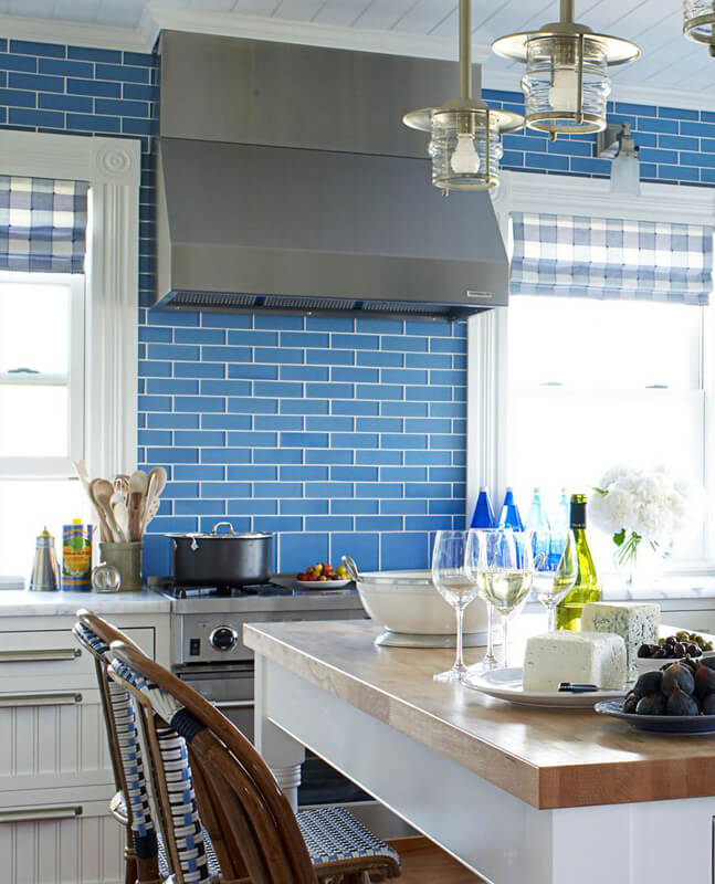Kitchen-Backsplash-Sea-Glass