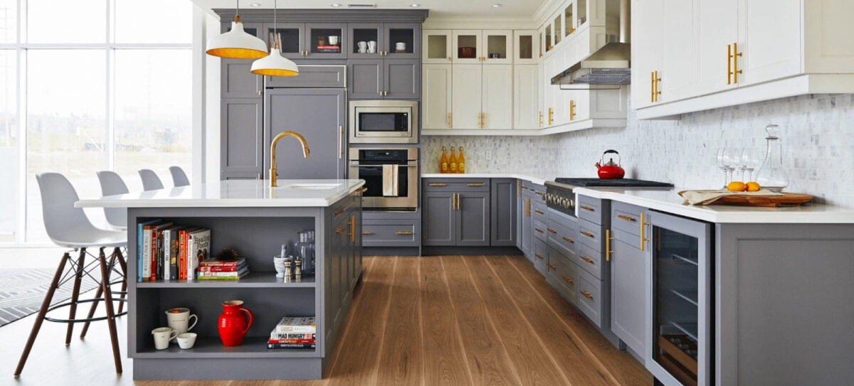 kabco-kitchens-miami-kitchen-grey-cabinets-white-countertops