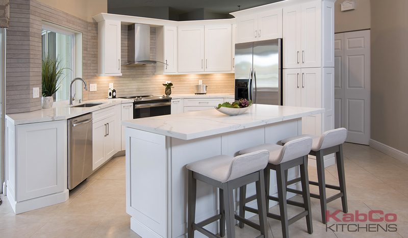 KabCo Kitchens Novus Weston Kitchen Remodel & Design