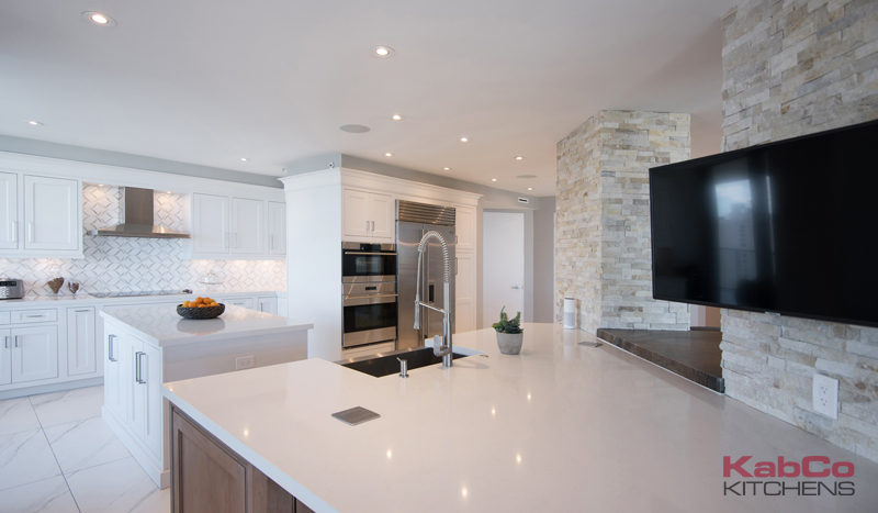 Turnberry Aventura Kitchen Remodel by KabCo Kitchens   Turnberry Towers