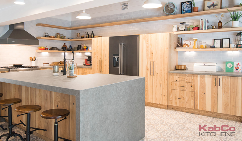 KabCo Kitchens Indie Pinecrest Miralis Cabinets